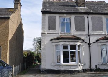 Thumbnail 1 bed maisonette to rent in Birkbeck Road, Sidcup