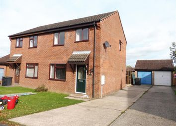 Thumbnail 3 bedroom semi-detached house to rent in Wheatfields, Rickinghall, Diss