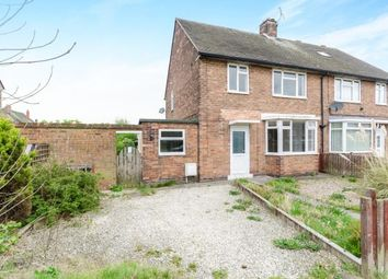 Thumbnail 3 bedroom semi-detached house for sale in Stanley Avenue, Inkersall, Chesterfield, Derbyshire