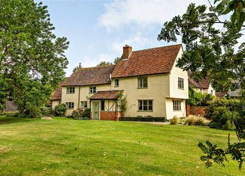 Thumbnail 5 bed semi-detached house for sale in Pentlow, Suffolk