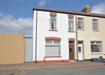 Thumbnail 3 bedroom terraced house for sale in Spacious End-Terrace, Caldicot Street, Newport
