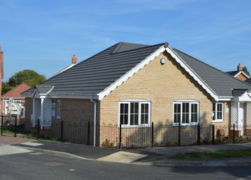 Thumbnail 2 bed semi-detached bungalow for sale in Walker Gardens, Wrentham, Beccles