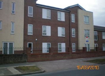 Thumbnail 2 bedroom flat to rent in Britonside Avenue, Kirkby, Liverpool
