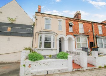 Thumbnail 3 bed terraced house for sale in Castle Road, Bedford