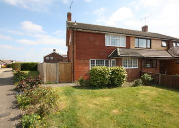 Thumbnail 3 bed semi-detached house to rent in Chaplin Close, Galleywood, Chelmsford