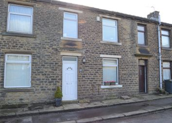 Thumbnail 3 bed terraced house for sale in New Hey Road, Mount, Huddersfield