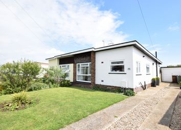 Thumbnail 2 bedroom semi-detached bungalow for sale in Mountney Drive, Pevensey Bay