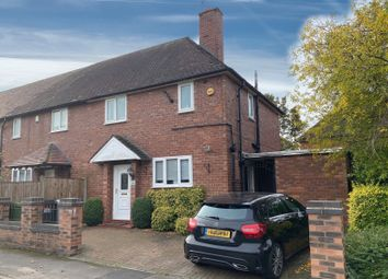 Thumbnail 2 bed semi-detached house for sale in Barlow Road, Wilmslow