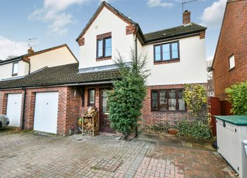 Thumbnail 4 bed link-detached house for sale in Hatherell Road, Pewsham, Chippenham