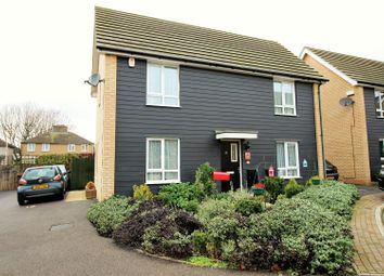 Thumbnail 3 bed detached house for sale in The Rookery, Grays