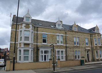 Thumbnail 2 bed flat to rent in Beverley Terrace, Cullercoats, North Shields