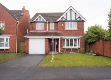 Thumbnail 4 bed detached house for sale in Breydon Gardens, St. Helens