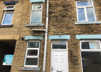 Thumbnail 2 bed terraced house to rent in Thursby Street, Bradford
