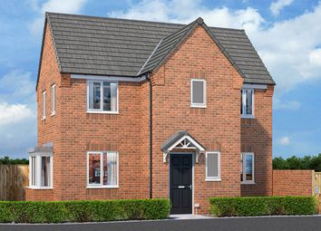Thumbnail 3 bedroom detached house for sale in The Windsor, Gibside, Chester-Le-Street, County Durham