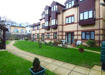 Thumbnail 1 bed flat for sale in 25 Elmore Road, Lee-On-The-Solent, Hampshire