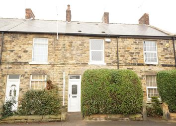 Thumbnail 2 bed terraced house for sale in Sheffield Road, Woodhouse, Sheffield