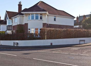 Thumbnail 4 bed detached house for sale in Woodside Road, Poole