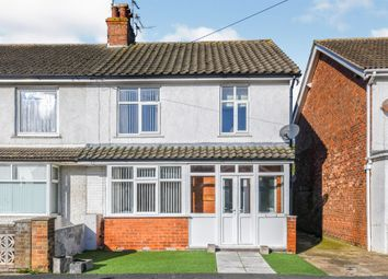 Thumbnail 3 bed semi-detached house for sale in Rose Grove, Skegness