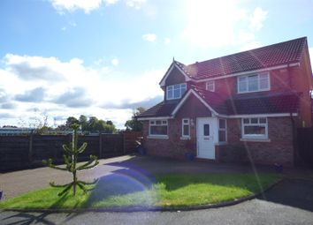 Thumbnail 4 bed detached house for sale in Stapleford Close, Bury