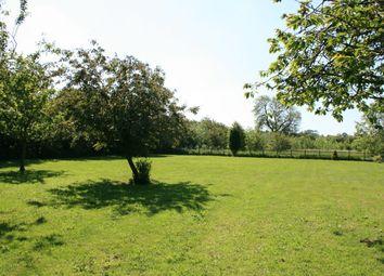 Thumbnail Land for sale in Plot 1, Harrrison Hall, The Avenue, Medburn, Ponteland, Newcastle Upon Tyne