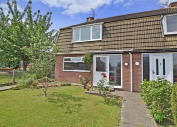 Thumbnail 3 bed semi-detached house for sale in Trevale Road, Rochester, Kent