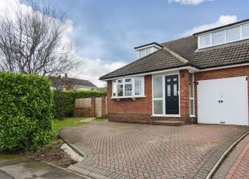Thumbnail 4 bed semi-detached house to rent in Darwin Close, Chase Terrace, Burntwood