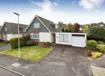 Thumbnail 4 bed detached bungalow for sale in Crowden Crescent, Tiverton