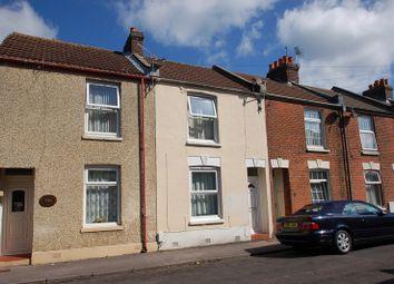 Thumbnail 2 bedroom terraced house for sale in Cobden Street, Gosport