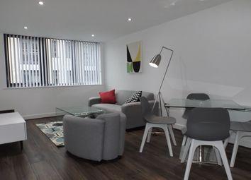 Thumbnail 1 bedroom flat to rent in Ridley Street, Birmingham