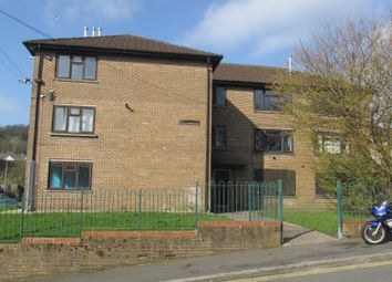 Thumbnail 1 bed flat for sale in River Road, Pontlottyn, Bargoed, Mid Glamorgan