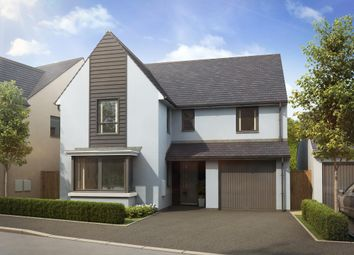 "Thumbnail 4 bed detached house for sale in ""Exeter"" at Church Close, Ogmore-By-Sea, Bridgend"
