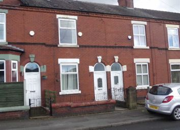 Thumbnail 2 bed terraced house to rent in Corporation Road, Audenshaw, Manchester