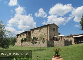 Thumbnail 5 bed villa for sale in Chianti, Tuscany, Italy