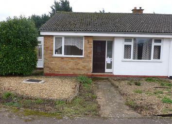 Thumbnail 2 bedroom bungalow for sale in Fairview Crescent, Chatteris