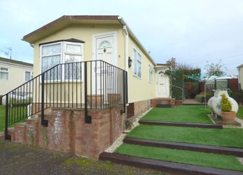 Thumbnail 1 bedroom mobile/park home for sale in Ashleigh Park, Ware