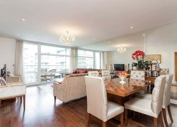 Thumbnail 4 bed flat for sale in Chelsea Bridge Wharf, London