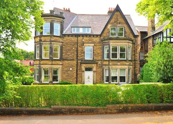 Thumbnail 3 bed flat to rent in Otley Road, Harrogate, North Yorkshire