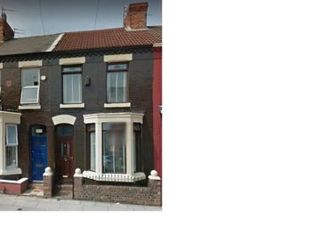 Thumbnail 3 bed terraced house for sale in Malvern Road, Toxteth, Liverpool