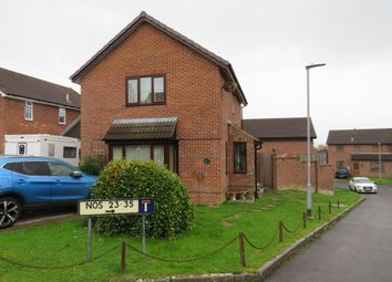 Thumbnail 3 bed link-detached house for sale in Bampton Avenue, Chard