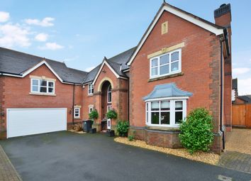 Thumbnail 5 bed detached house to rent in Croft Gardens, Grappenhall Heys, Warrington