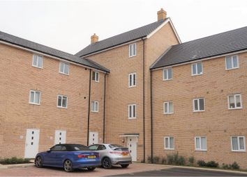 Thumbnail 2 bedroom flat for sale in Delphinium Court, St. Neots