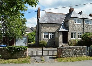 Thumbnail 2 bed semi-detached house to rent in Terfyn Cottages, Bodelwyddan, Nr Abergele, North Wales