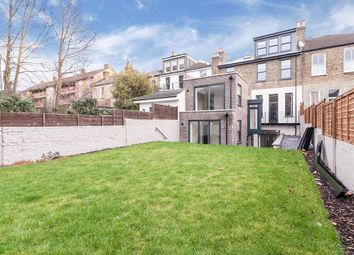 Thumbnail 3 bed flat to rent in Evering Road, London
