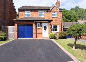 Thumbnail 4 bed detached house for sale in The Hawthorns, Wakefield