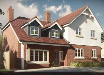 Thumbnail 3 bed semi-detached house for sale in Plot 1, Elm Grove, Epsom
