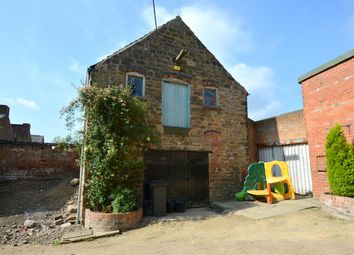 Thumbnail 1 bed barn conversion for sale in Church Street, Staveley, Chesterfield