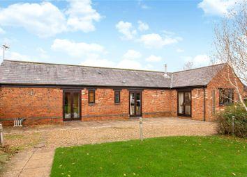 Lenborough Road, Gawcott, Buckingham MK18. 3 bed barn conversion for sale