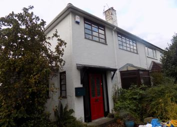 Thumbnail 3 bedroom semi-detached house to rent in Wigshaw Lane, Culcheth, Warrington
