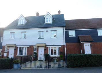 Thumbnail 4 bed property to rent in Canon Road, Flitch Green, Dunmow