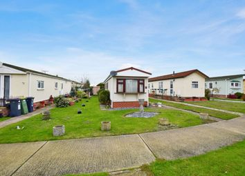 Thumbnail 1 bed mobile/park home for sale in Highfield, Tower Park, Hullbridge